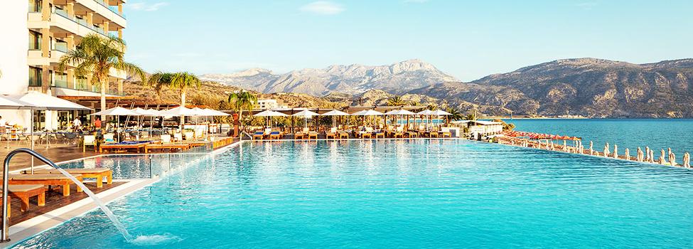 Alimounda Mare, Karpathos stad, Karpathos, Grekland