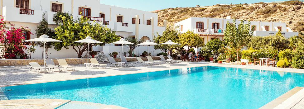 Sophia Hotel, Amoopi, Karpathos, Grekland
