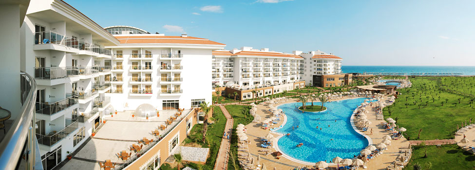 SunConnect Sea World Resort & Spa, Side, Antalya-området, Turkiet