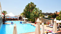 All Inclusive på hotell smartline Sunpark Beach.