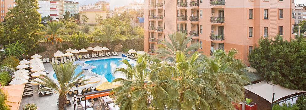 smartline Sunpark Garden, Alanya, Antalya-området, Turkiet