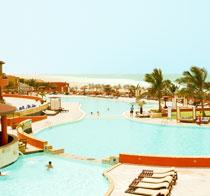 Barnvänliga hotell Royal Horizons Boa Vista.