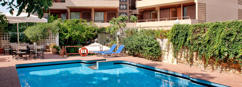 Akali Hotel, Chaniakusten, Chania stad, Kreta, Grekland