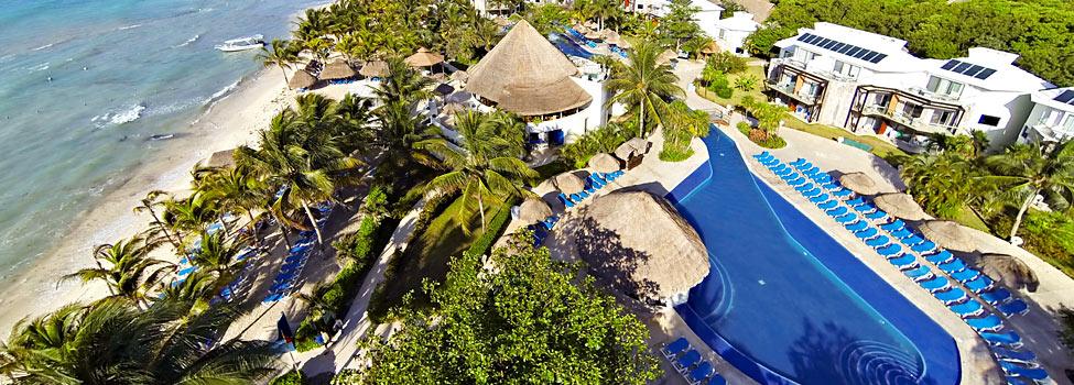 Sandos Caracol Eco Resort, Playa del Carmen, Mexiko, Karibien/Västindien & Centralamerika