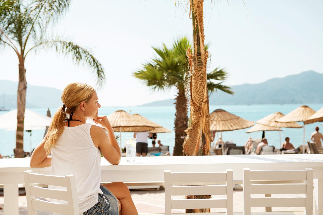Sunprime Beachfront - På Sunprime finns det tid för avkoppling