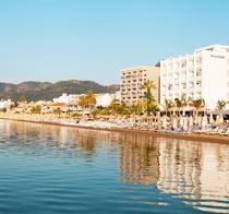 Sunprime Beachfront - för dig som vill ha barnfritt på semestern.