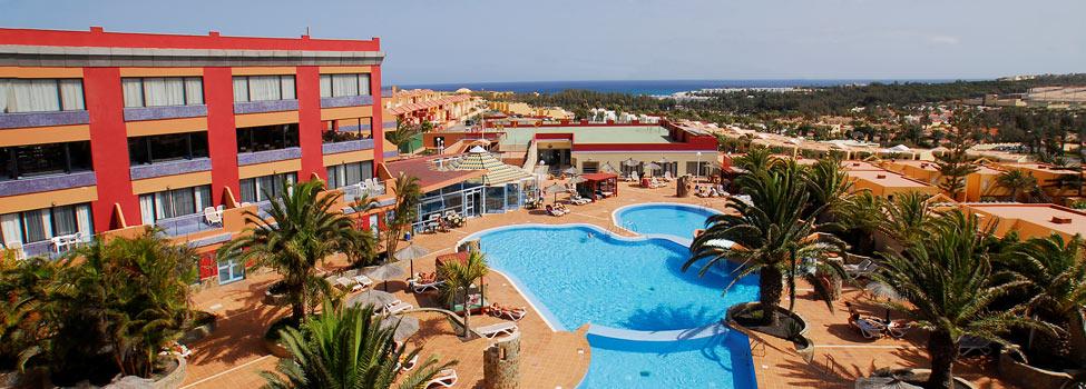 Hotel Matas Blanca, Costa Calma, Fuerteventura, Kanarieöarna