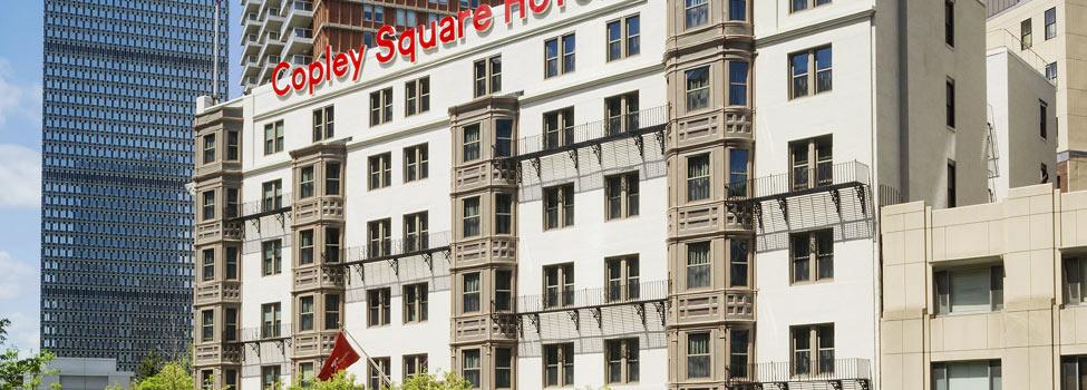 Copley Square Hotel, Boston, Östra USA, USA