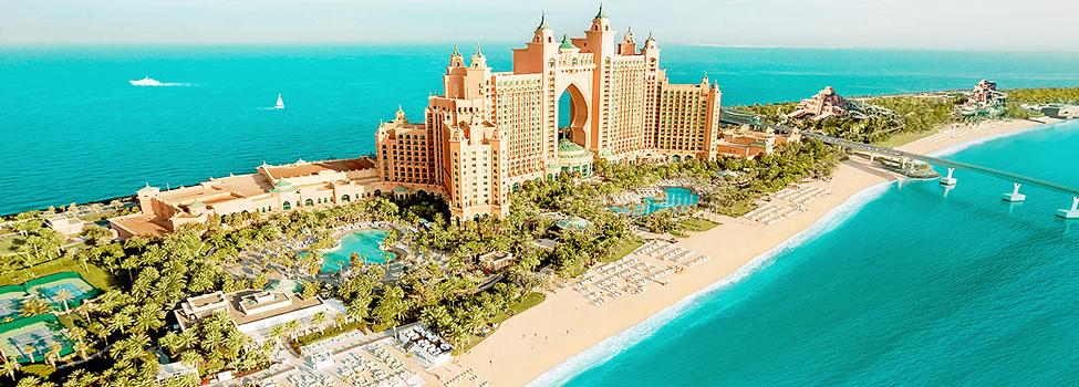 Atlantis The Palm, Jumeirah Beach, Dubai, Förenade Arabemiraten
