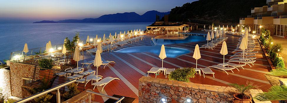 Blue Marine Resort  & Spa, Agios Nikolaos, Kreta, Grekland