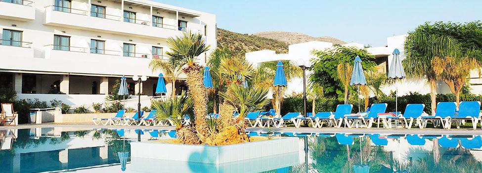 smartline Kyknos Beach, Hersonissos, Kreta, Grekland
