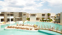 All Inclusive på hotell SunConnect Ostria Resort & Spa.