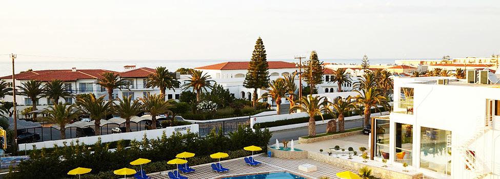 Rethymno Residence Hotel & Suites, Rethymnon, Kreta, Grekland