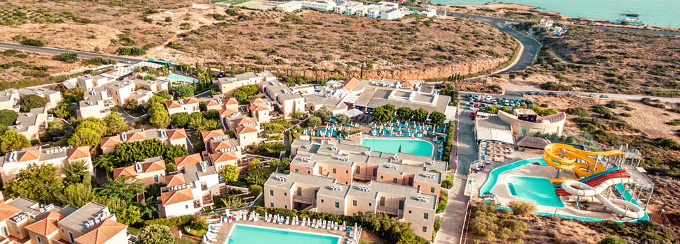 smartline Village Resort & Waterpark, Hersonissos, Kreta, Grekland