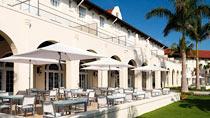 Koppla av på ett spahotell - Casa Marina A Waldorf Astoria Resort.