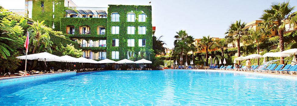 Caesar palace hotel i giardini naxos med barnklubb - Hotel caesar palace giardini naxos ...