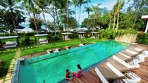 All Inclusive på hotell Club Med Phuket.