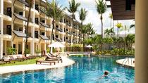 Koppla av på ett spahotell - Swissôtel Resort Phuket.