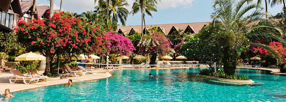 Duangjitt Resort, Patong Beach, Phuket, Thailand