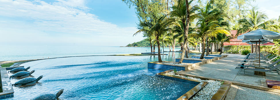 Emerald Beach Resort & Spa, Khao Lak, Phuket, Thailand