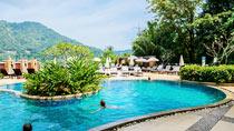 Peach Hill Resort - För dig som reser utan barn.