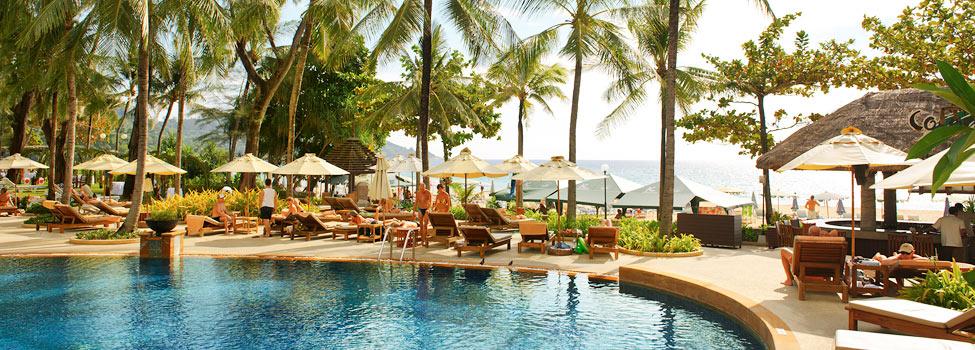 Katathani Phuket Beach Resort, Kata Beach, Phuket, Thailand