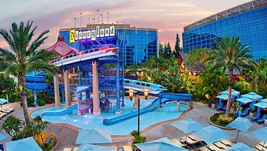 Disneyland Hotel - Anaheim