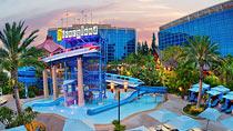 Disneyland Hotel - Anaheim - familjehotell med bra barnrabatter.