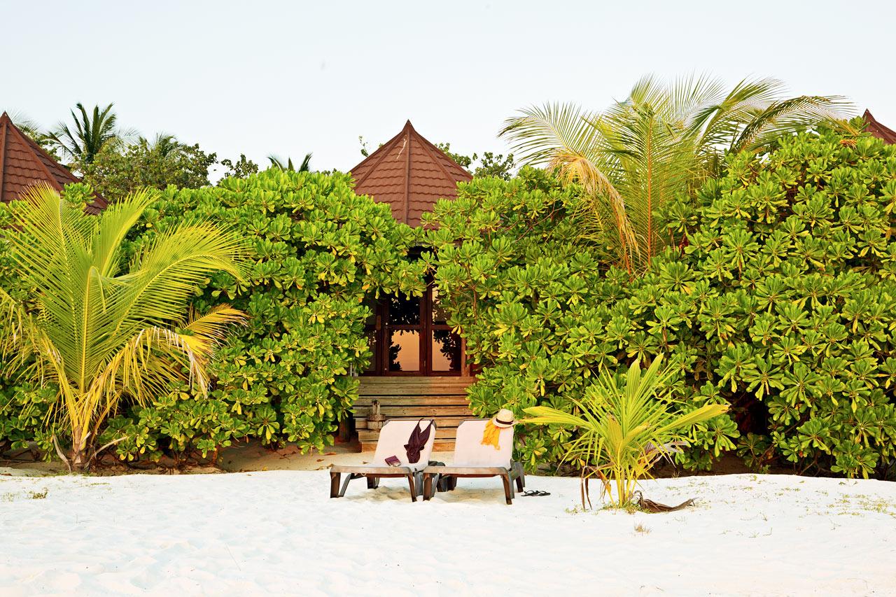 Dubbelrum Beach Villa