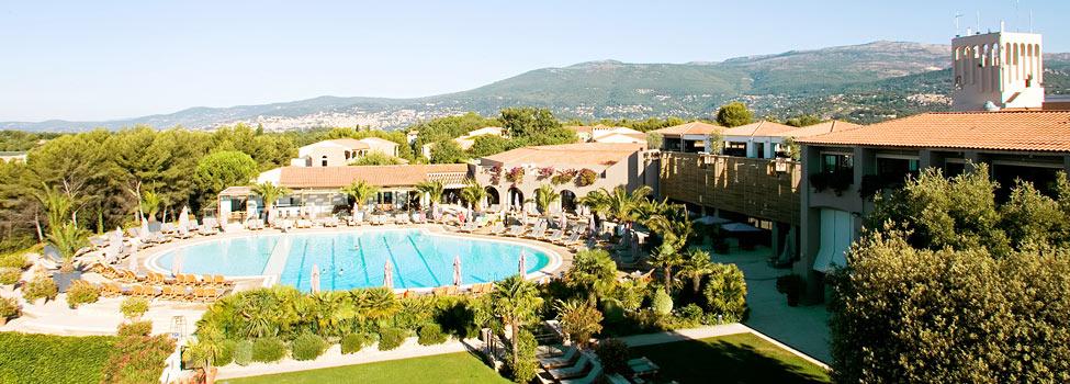 Club Med Opio en Provence, Grasse, Franska rivieran, Frankrike