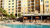 Lake Buena Vista Resort - familjehotell med bra barnrabatter.