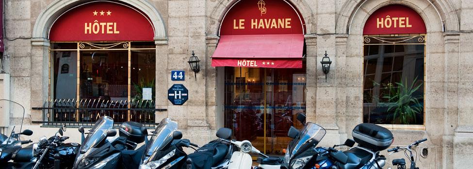 Le Havane, Paris, Paris, Frankrike