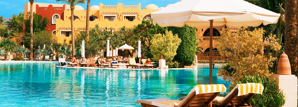 Makadi Palace, Makadi Bay, Hurghada-området, Egypten