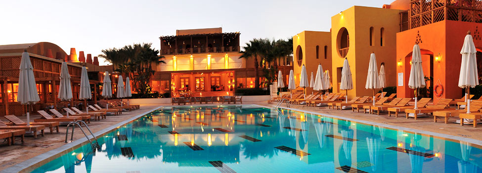 Steigenberger Golf Resort, El Gouna, Hurghada-området, Egypten