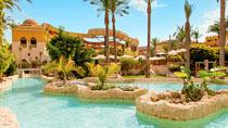 Barnvänliga hotell Waterworld Makadi Beach.