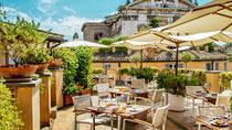 Cesàri - ett av våra omtyckta romantiska hotell.