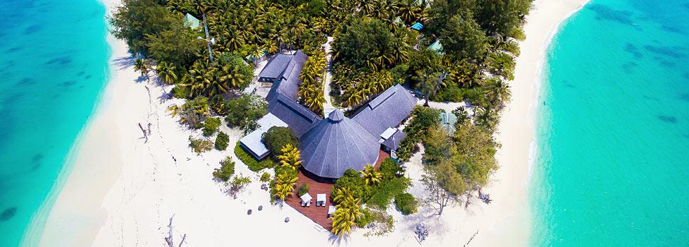 Denis Private Island, The Denis Island, Seychellerna