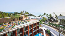 Koppla av på ett spahotell - KC Grande Resort.