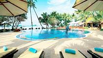 Centara Koh Chang Tropicana Resort - ett av våra omtyckta romantiska hotell.