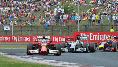Formel 1 i Ungern