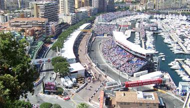 Formel 1 i Monaco