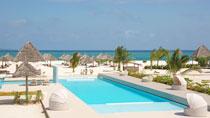 Koppla av på ett spahotell - Gold Zanzibar Beach House.