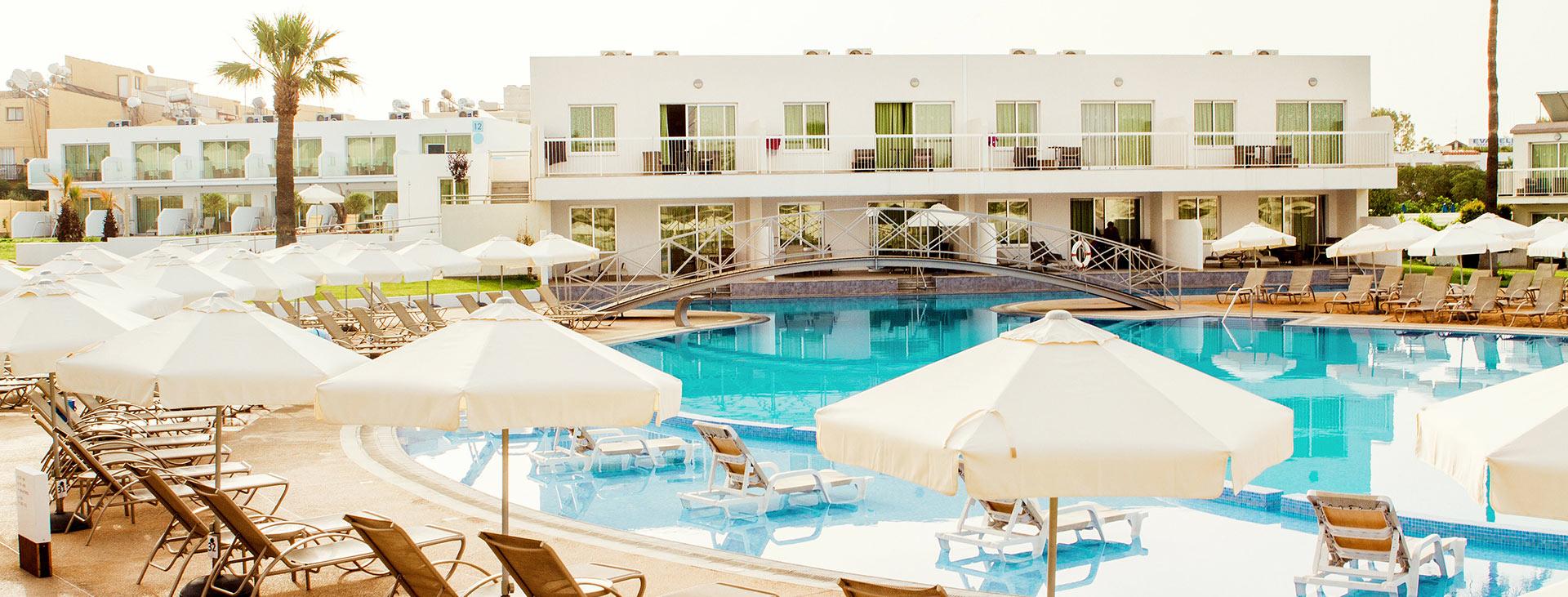 Sunprime Ayia Napa Suites, Ayia Napa, Cypern