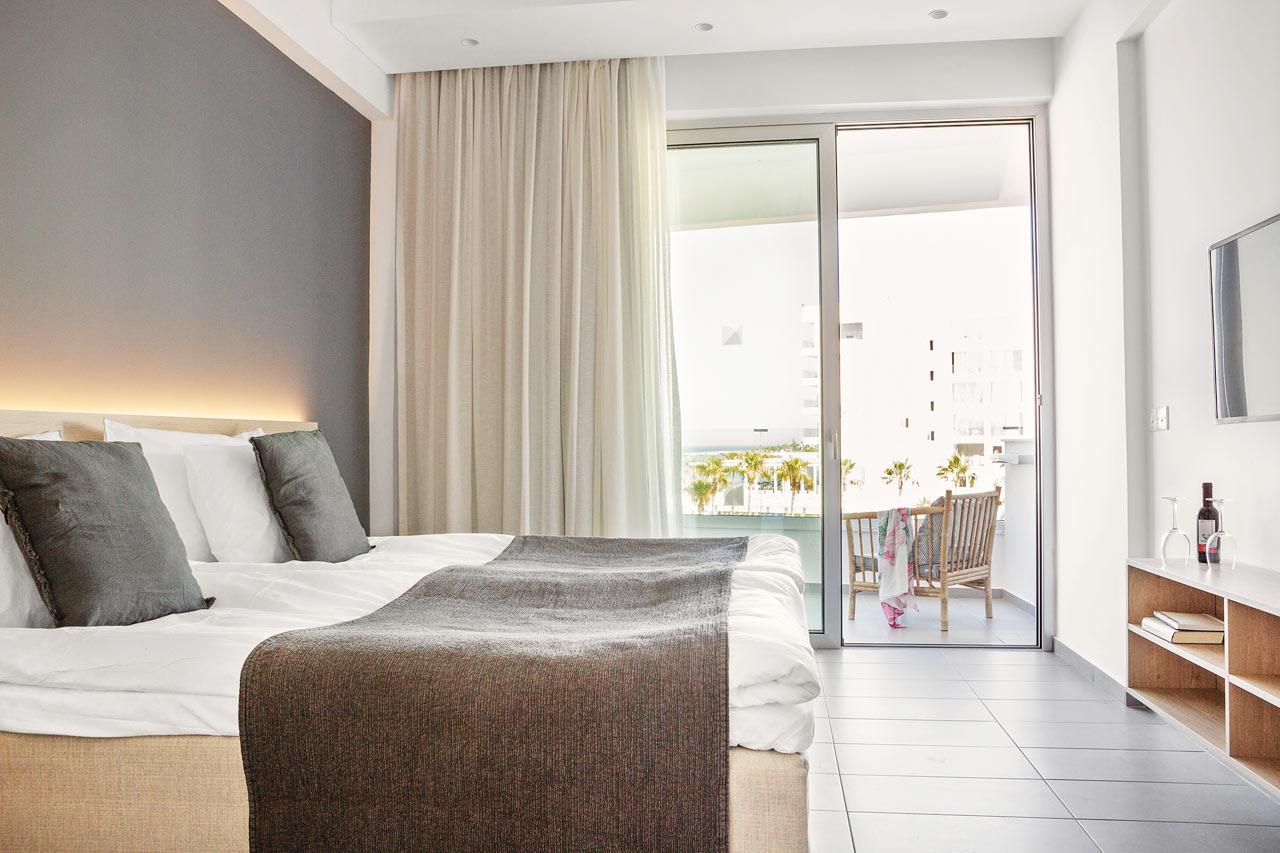 Classic Room 1 rum, balkong som vetter mot havet