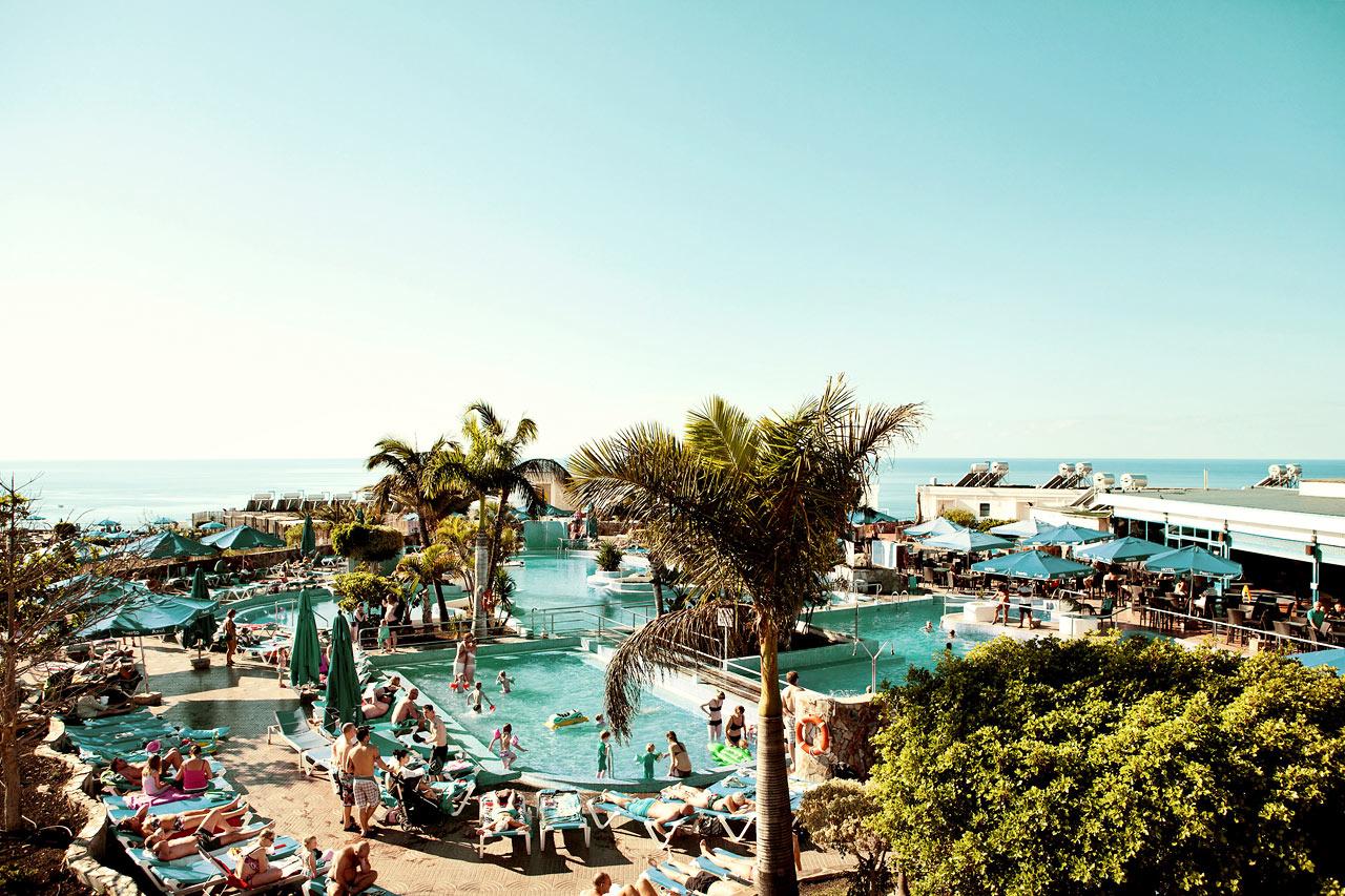 Servatur Puerto Azul - Härligt poolområde