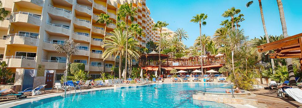 IFA Dunamar, Playa del Inglés, Gran Canaria, Kanarieöarna