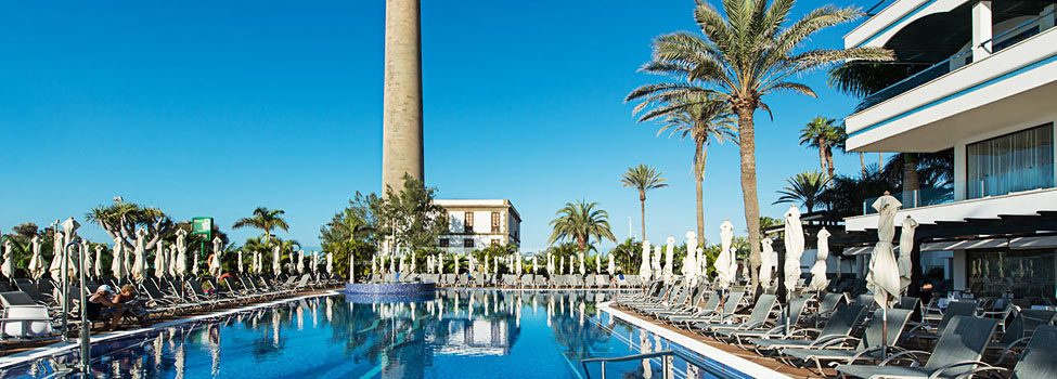 IFA Faro, Costa Meloneras, Gran Canaria, Kanarieöarna