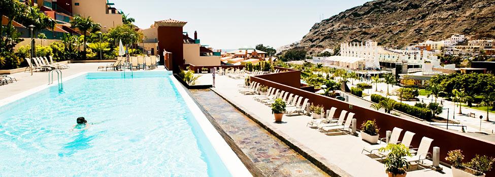 Cordial Mogan Valle, Puerto de Mogán, Gran Canaria, Kanarieöarna