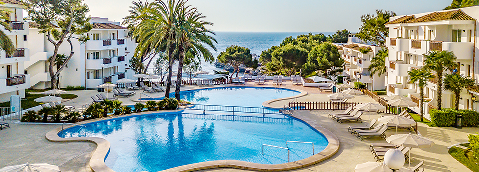 Inturotel Cala Azul Park, Cala d´Or, Mallorca, Spanien