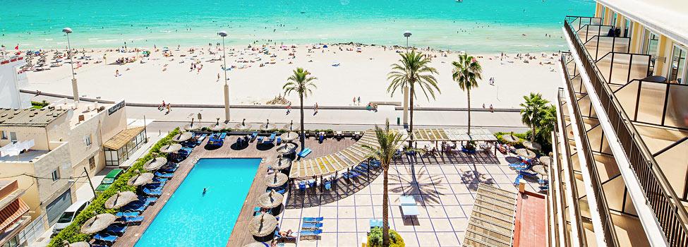 THB El Cid Class, Playa de Palma, Mallorca, Spanien
